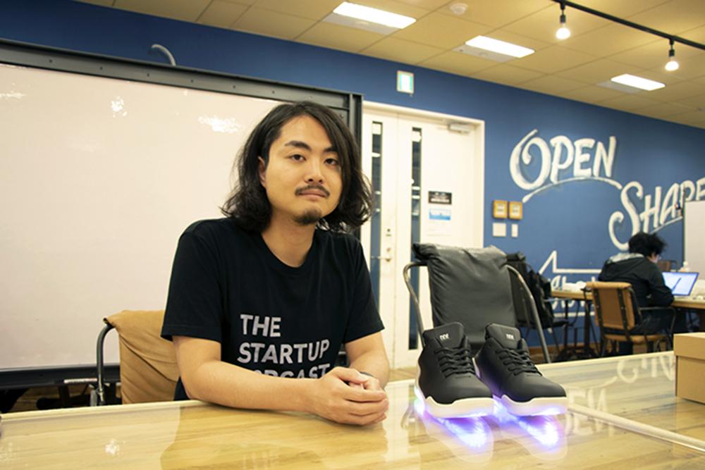 健康状態がわかるIoT靴。シューログプラットフォーム「ORPHE TRACK」——株式会社… - メイン画像
